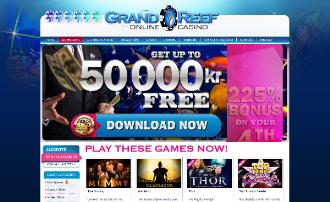 Grand reef free pokie games william hill cricket