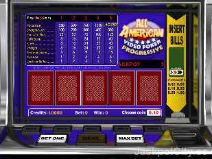All American betsoft