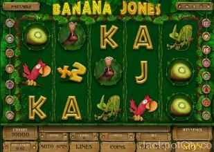 Banana Jones isb