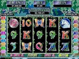 Enchanted Garden Slots rtg