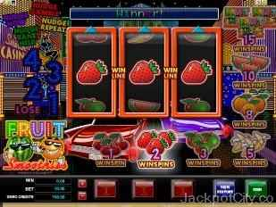 Fruit Smoothies Slot microgaming