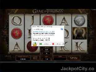 Game of Thrones - 15 Lines microgaming