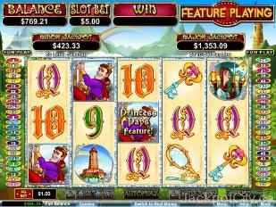Hairway to Heaven Slots rtg