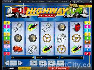 Highway King's playtech