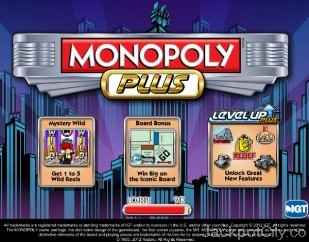 Monopoly Plus igt