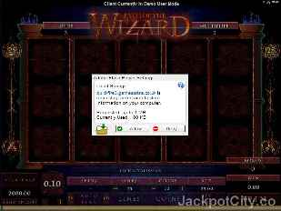 Path of the Wizard microgaming