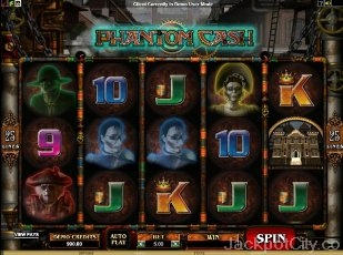 Phantom Cash Slots microgaming