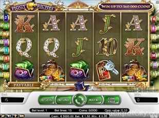 Piggy Riches Slots netent