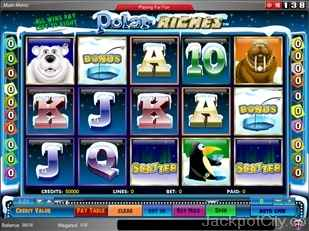 Polar Riches Slots chartwell