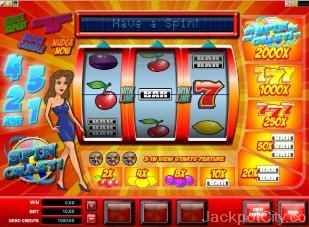 Spin Crazy Slots microgaming