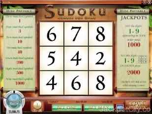 Sudoku Box Game rival