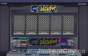 Super Jackpot cryptologic