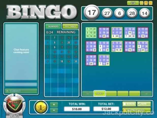 Seminole hollywood casino bingo