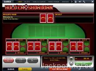 Holdem Showdown playtech